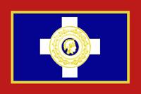 Флаг Афин