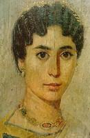 Портрет молодой женщины (160—170 г.)