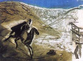 Синие камни (И.И. Нивинский)